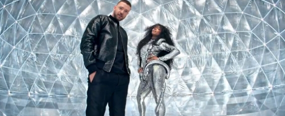 SZA FEAT JUSTIN TIMBERLAKETHE OTHER SIDE