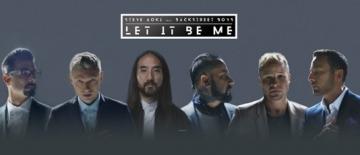 Steve Aaoki Feat. Backstreet BoysLet It Be Me